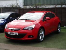 2012 Vauxhall Astra Gtc 1.6 i Turbo 16v SRi 3dr