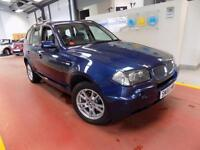 BMW X3 2.0d 2005MY SE