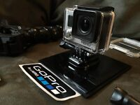 GoPro with Lot of Extras, possible Telus/Koodo trade.