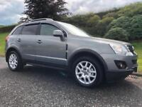 2013 Vauxhall Antara 2.2CDTi Exclusive 4x4 Low Mileage