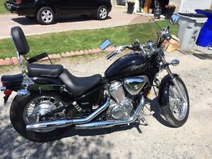 2006 honda shadow vlx 600 owners manual