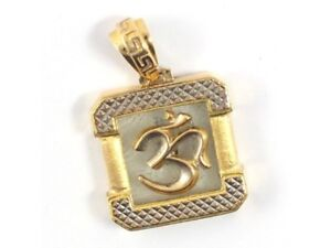 22ct Yellow Gold Chain Necklace Pendant