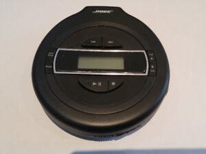BOSE PM-1 PORTABLE DISC CD PLAYER ANTI-SKIP WORKS GREAT