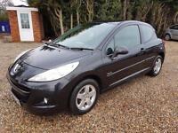 Peugeot 207 1.4 75 Verve, Cambelt Done, Mot'd , New Tyres Etc