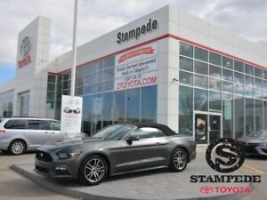 2017 Ford Mustang EcoBoost Premium  - Low Mileage