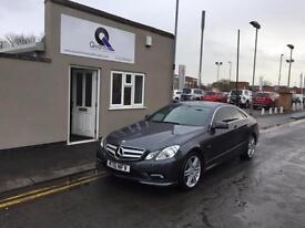 Mercedes-Benz E350 3.0CDI ( 231bhp ) Auto CDI Sport Nav Leather Cruise In Grey