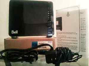 BELL HOME HUB 2000 with HDMI cord great condition in box