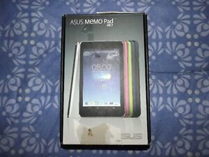 ASUS 7 INCH TABLET WITH 16 GIG ON BOARD