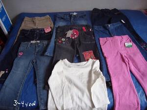 Todler girl clothing 3-4 years
