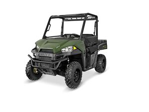 2016 Polaris RANGER 570 Sage Green