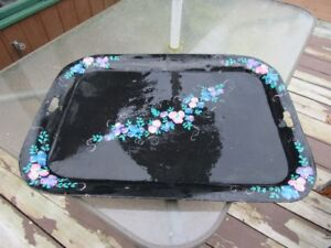 TIN TRAY - VINTAGE - REDUCED!!!!