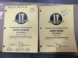 John Deere Tractor IT Shop Manuals Regina Regina Area image 2