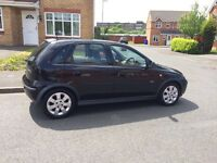 Vauxhall Corsa Sxi Twinport 2 owner full service history Excellent condition mot till 4/7/2017