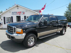 2001 Ford F350 Crew Cab V10 Lovely condition A Serious truck!
