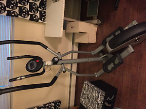 Elliptical cheaper than a gym membership