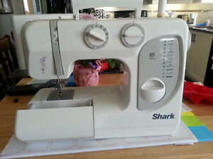 Shark Sewing Machine (Like New) 803XC Model #