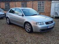 Audi S3 1.8 2001 Quattro