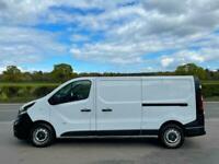 2014 Vauxhall Vivaro 2900 1.6CDTI BiTurbo 120PS ecoFLEX H1 Van PANEL VAN Diesel