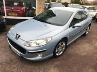 2005 Peugeot 407 2.0HDi 136 auto Zenith - 6 Service Stamps - Cambelt Done 85K