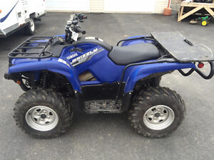2014 YAMAHA 550 GRIZZLY 1500 KMS EPS ( CASH BACK )