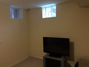 2 Bedroom basement apartment centrally located in Oakville