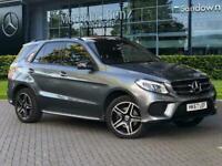 2018 Mercedes-Benz GLE-CLASS GLE 250 d 4MATIC AMG Line Auto Off-Roader Diesel Au