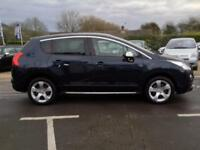 2010 PEUGEOT 3008 1.6 HDi Exclusive 5dr SUV 5 Seats