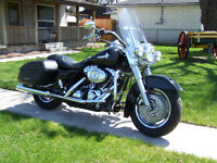 2007 Harley Road King Custom