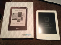 Kobo Touch Screen E-Reader