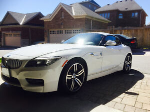 2014 BMW Z4 35is. M sport Convertible
