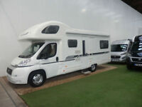 BESSACARR E495 / 6 BERTH / U SHAPE LOUNGE / 4 SEATER DINETTE / SORRY NOW SOLD