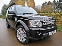 2012 LAND ROVER DISCOVERY 4 3.0 SDV6 ( 255bhp ) AUTO XS. GREAT SPEC ! 1 OWNER !