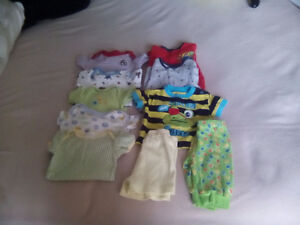 Boys 0-3 month clothing