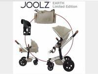 Joolz Day Earth Edition (elephant gray)