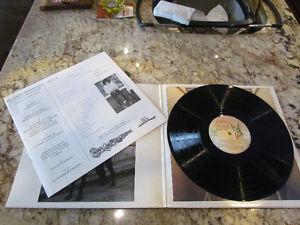 Jim Morrison Doors 'An American Prayer' Vinyl Excellent Original Peterborough Peterborough Area image 4