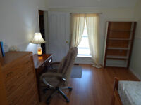 Great home for Loyalist student and individual worker