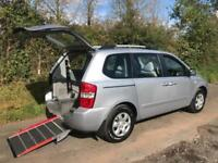 2010 Kia Sedona 2.2 CRDi 1 5dr WHEELCHAIR ACCESSIBLE VEHICLE 5 door Wheelchai...