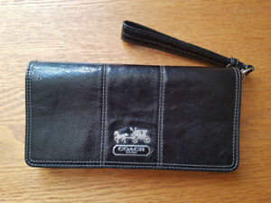 Coach Clutch Wallet