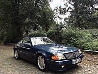 Mercedes Benz SL 500 - 32 R129