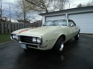 1968 firebird sprint OHC