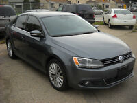 2011 VOLKSWAGENW JETTA TDi FINANCING AVAILABLE