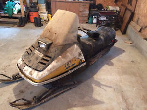 $500 obo   sled needs some tlc or for parts