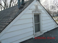ROOF REPAIRED OR REPLACED AT BEST RATES SHINGLE OR FLATS