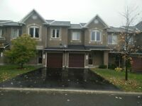 FOR RENT Morgans Grant (Kanata) 3Bed/3Bath Townhouse