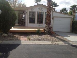 Palm Springs Mobile home
