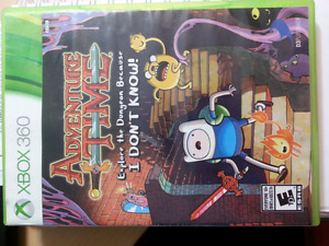 Xbox360 Adventure Time: Explore The Dungeon Because Idk!
