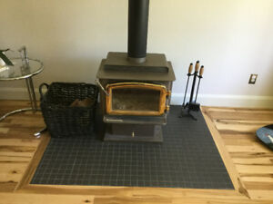 Perfect condition Regency Wood Stove