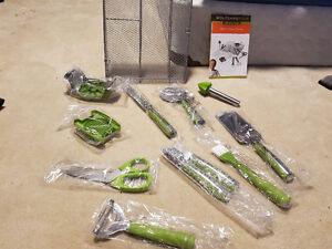 WolfGang Puck 10 Piece Kitchen Tool Set