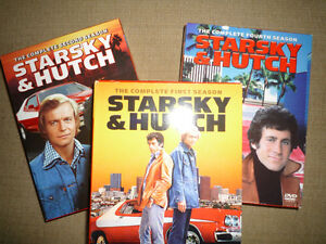 Starsky and Hutch seasons 1,2,4 classic TV on dvd + MORE