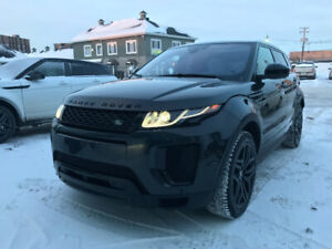 2019 LAND ROVER EVOQUE HSE DYNAMIC, BLACK PACK